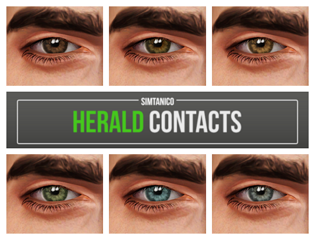 Contacts Herald by Simtanico