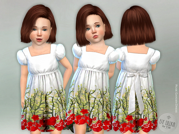 Rose Garden Dress by lillka