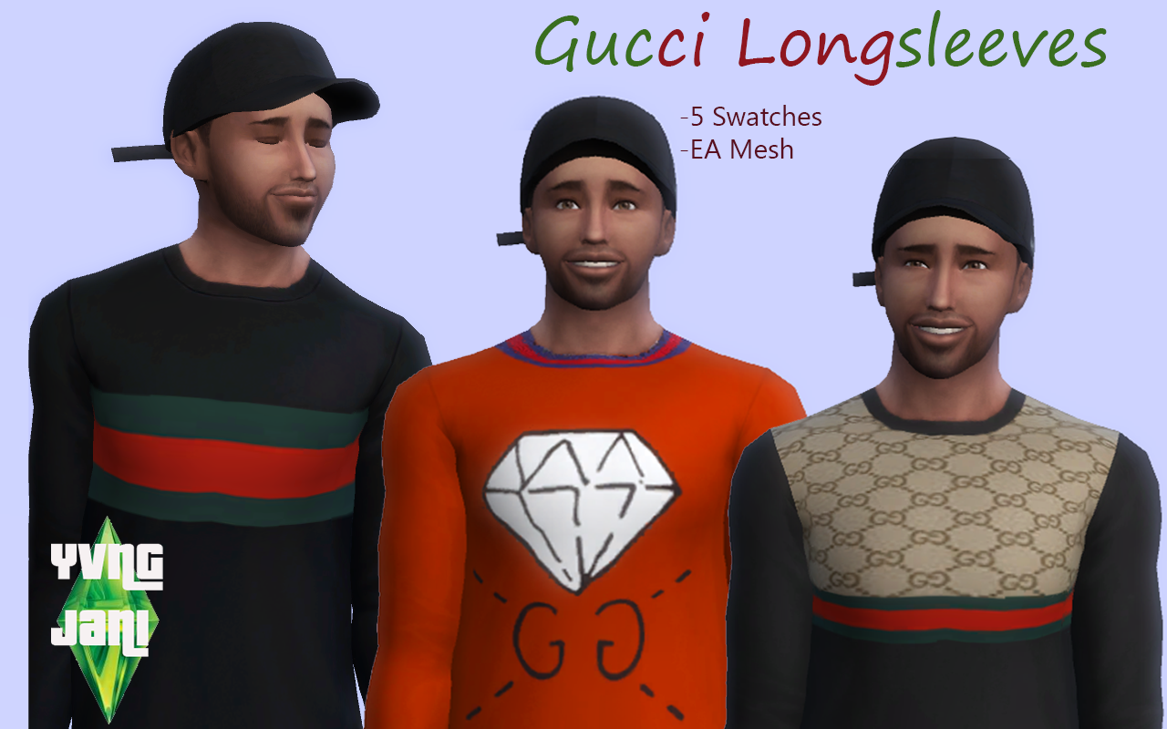 Gucci Longsleeves by yvng-jani