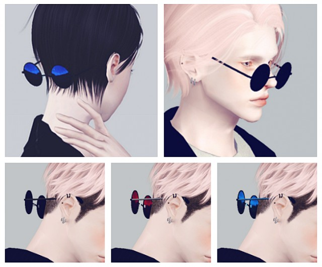 GLASSES CONVERSION by dejawa