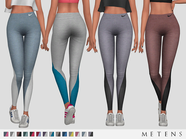 Vanya Leggings by Metens