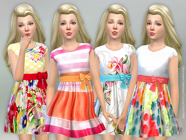 Designer Dresses Collection P84 by lillka