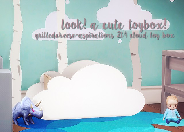 Cloud ToyBox by GrilledCheese-Aspiration