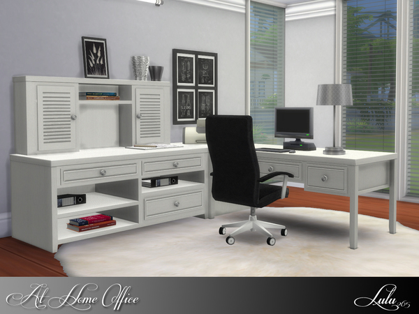 At Home Office by Lulu265