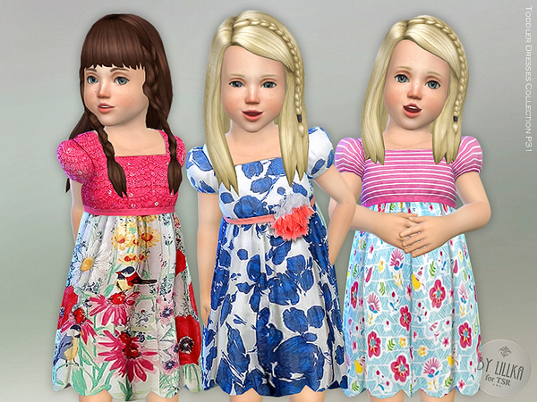 Toddler Dresses Collection P31 by lillka