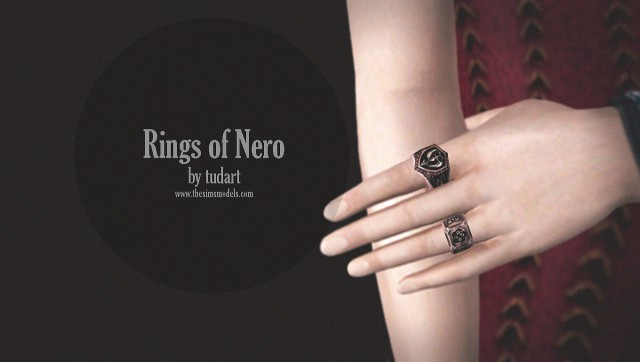 Rrings of Nero by TUDART