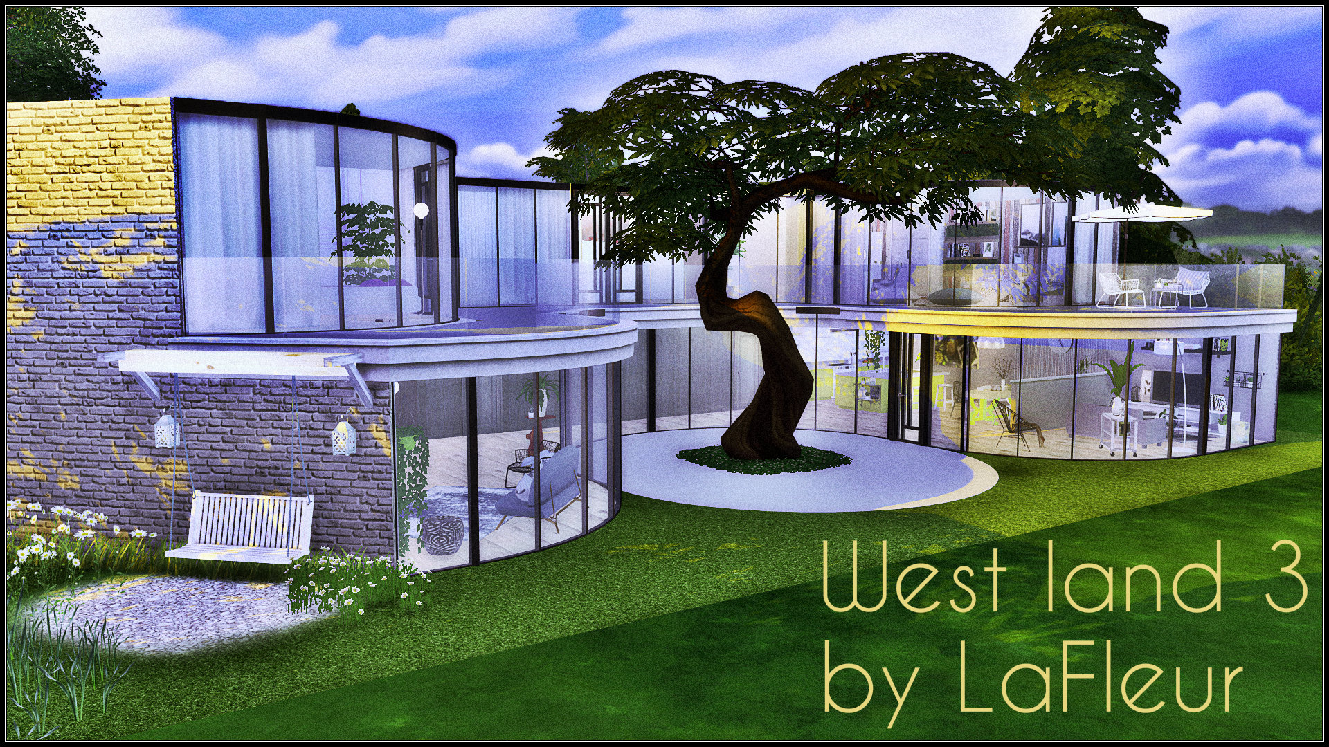 West Land 3 by LaFleur