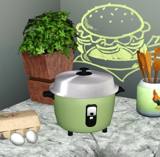 Object SteamCooker by purplemoonsims