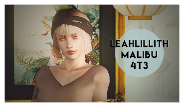 Leahlillith 4t3 malibu hair by deggdegg