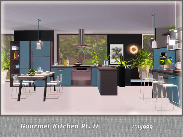 Gourmet Kitchen Pt. II by ung999