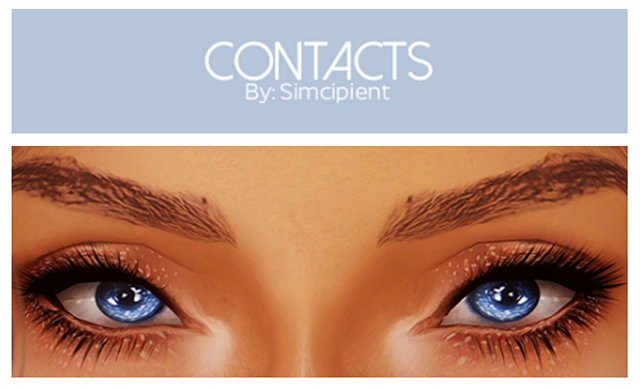 Contacts 001 by Simcipient