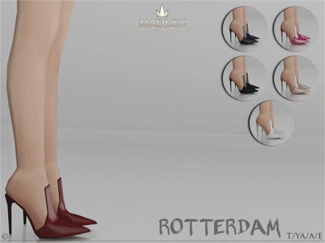 Rotterdam Shoes by MJ95