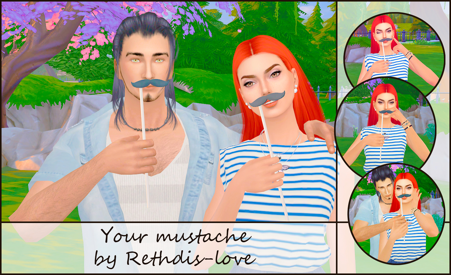 [RL]Your mustache by Rethdis-love