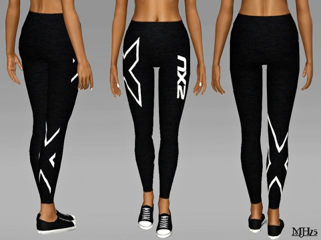 2XU Leggings [Requested] by Margeh-75