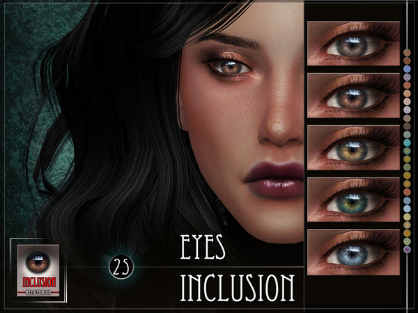 Inclusion Eyes by RemusSirion