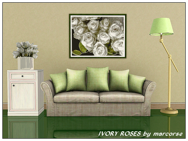 Ivory Roses_marcorse
