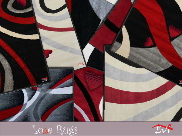 Love Rugs A by evi