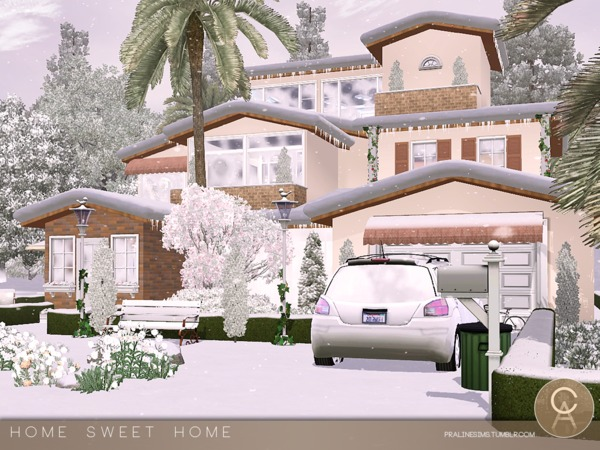 Home Sweet Home by Pralinesims