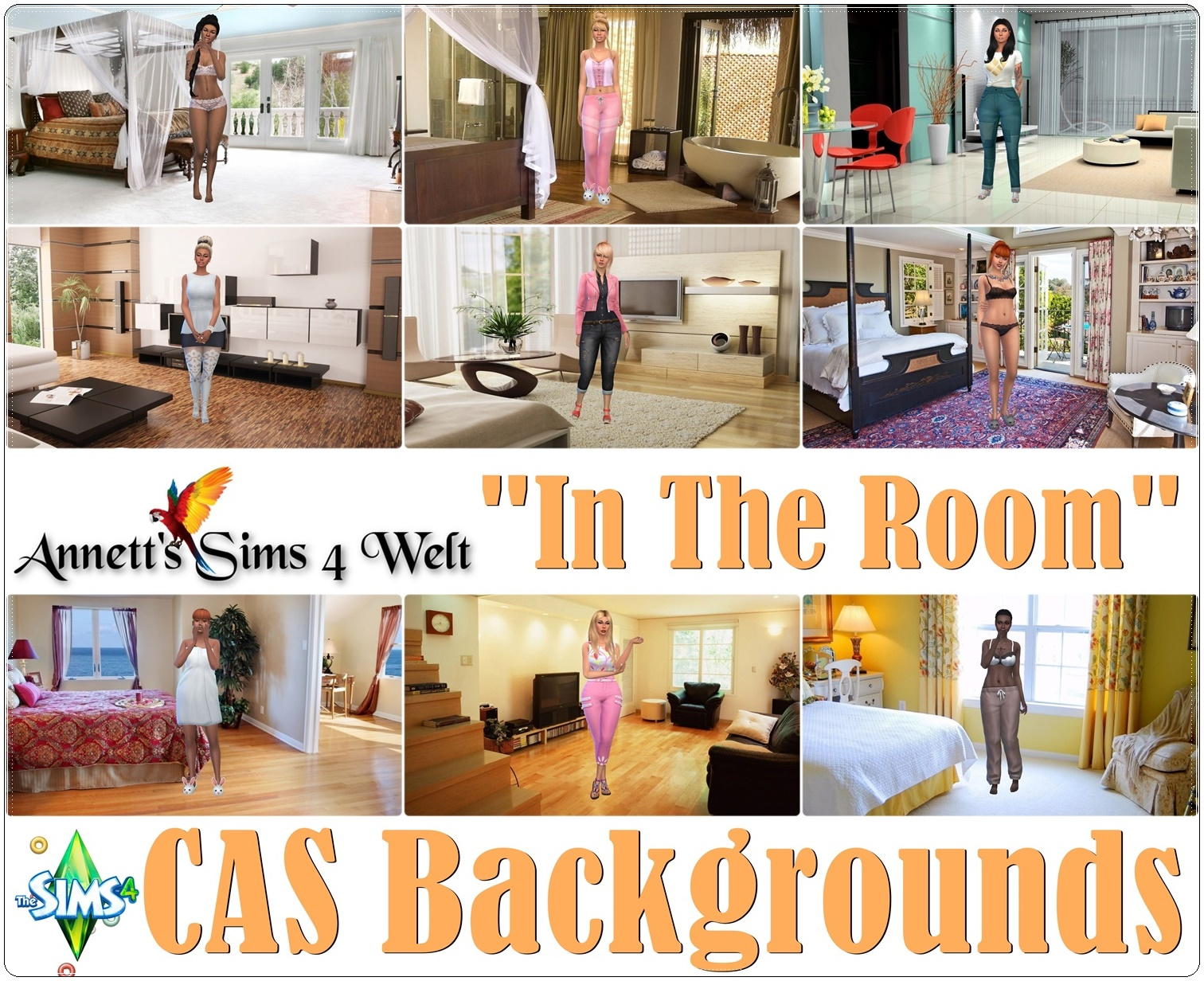 "CAS Backgrounds ""In The Room"" by Annett85"