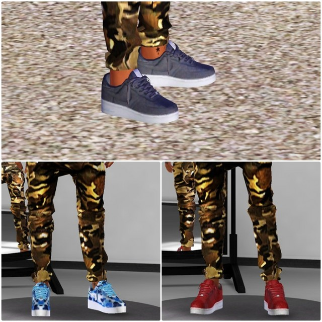 Air Force 1s (AM) by mkdsims