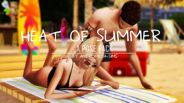 Heat of Summer от andromeda-sims