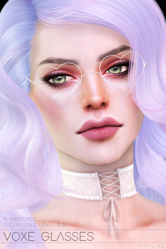 Voxe Glasses by pralinesims