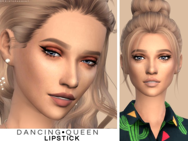 Dancing Queen Lipstick  Christopher067 by christopher067