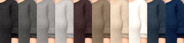 Elina Sweater Dress by tukete