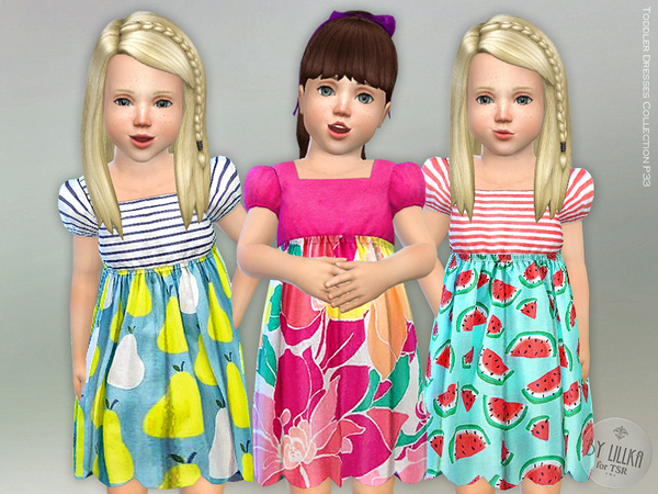 Toddler Dresses Collection P33 by lillka