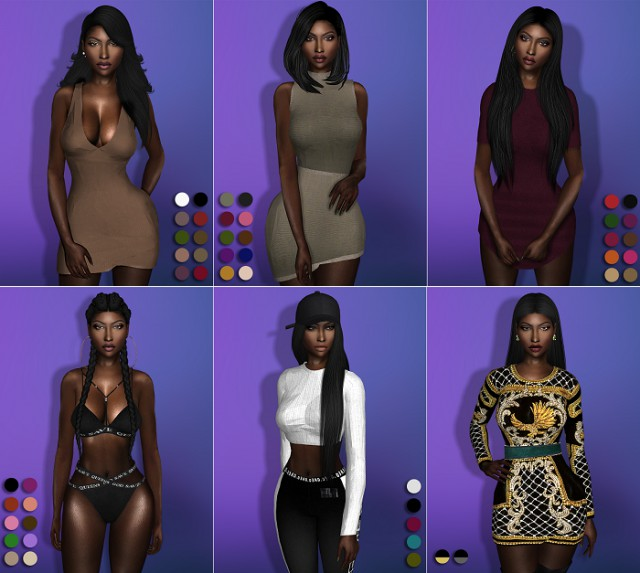 KY Set (TS4) UPDATED by Vittler Universe