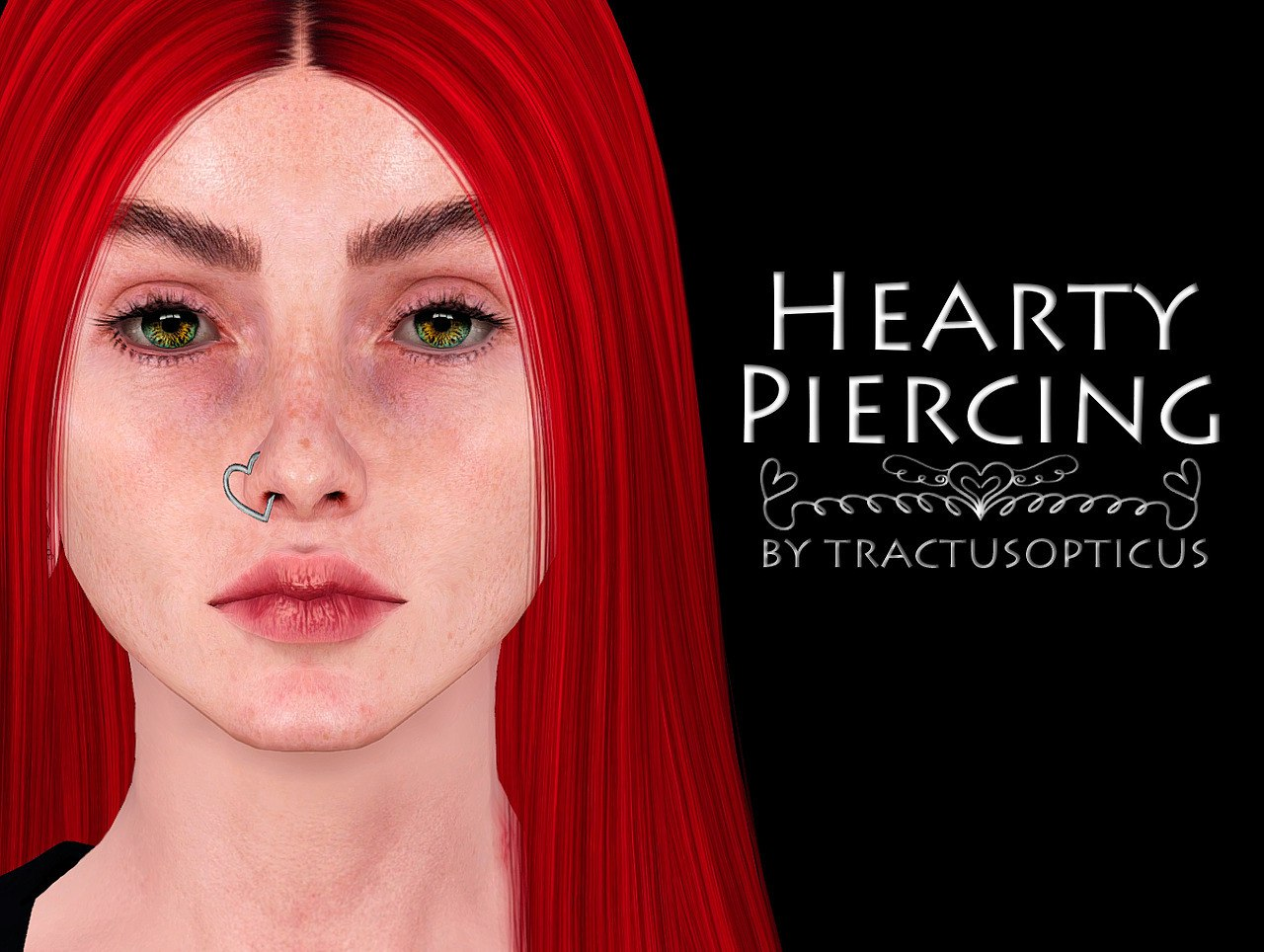 Hearty piercing by tractusopticus