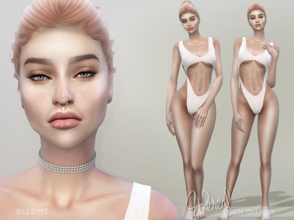 Ethereal Skin Overlay by Bill Sims