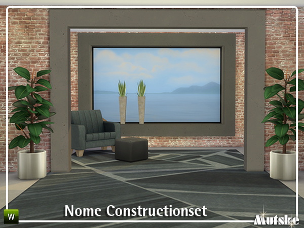Nome Constructionset by mutske