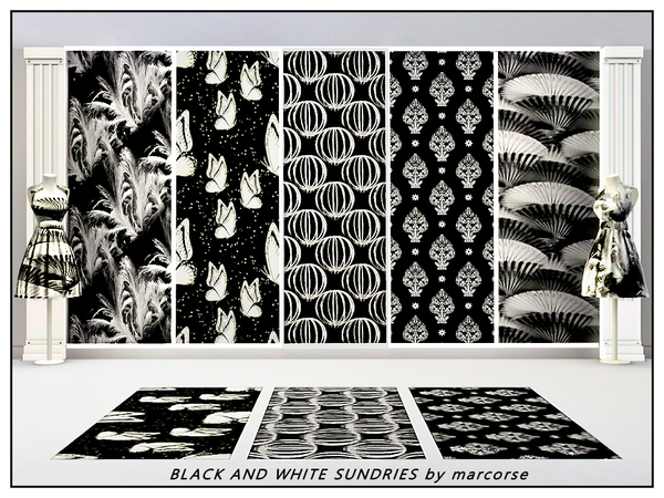 Black and White Sundries_marcorse
