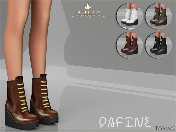 Madlen Dafine Shoes by MJ95