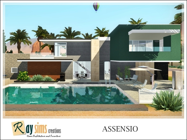 Assensio by Ray_Sims