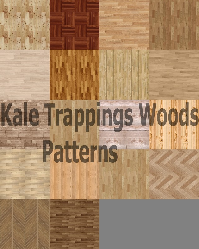 Trappings Woods by kalethegrey