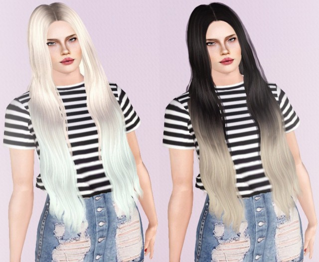 Simpliciaty Giselle - Retextured by Descargassims