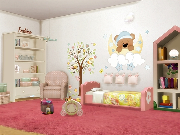 Baby Room - Wall Decals by Danuta720