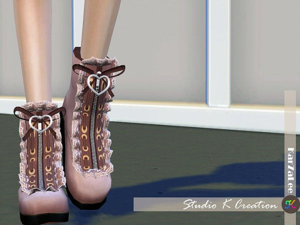 Short boots N4 by Studio K Creation