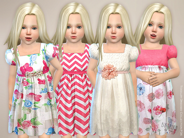 Toddler Dresses Collection P34 by lillka