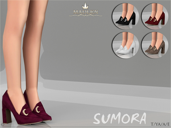 Madlen Sumora Shoes by MJ95