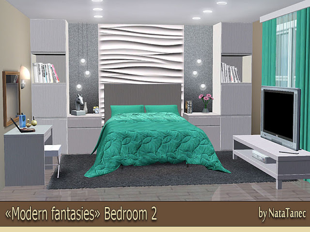 "Modern fantasies"" Bedroom 2 by Natatanec"