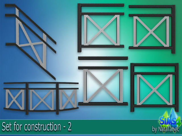 Set for construction - 2 by Natatanec