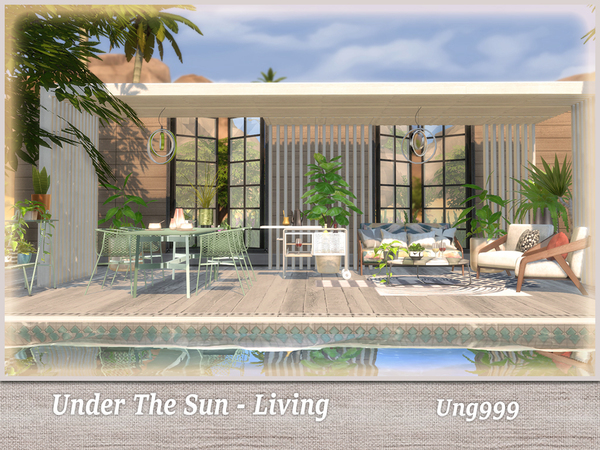 Under The Sun - Living by ung999