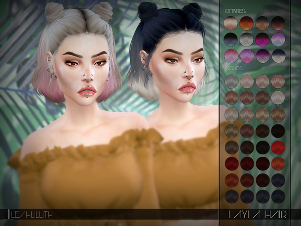 LeahLillith Layla Hair by Leah Lillith