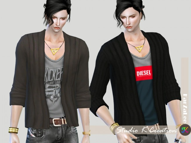 Giruto 34 - August Mission Shirt by Karzalee