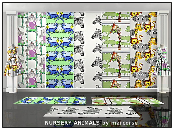 Nursery Animals_marcorse