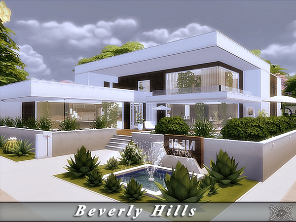 Beverly Hills by Danuta720