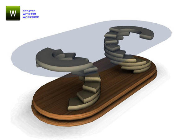 Coffee Table Helix by nikospag